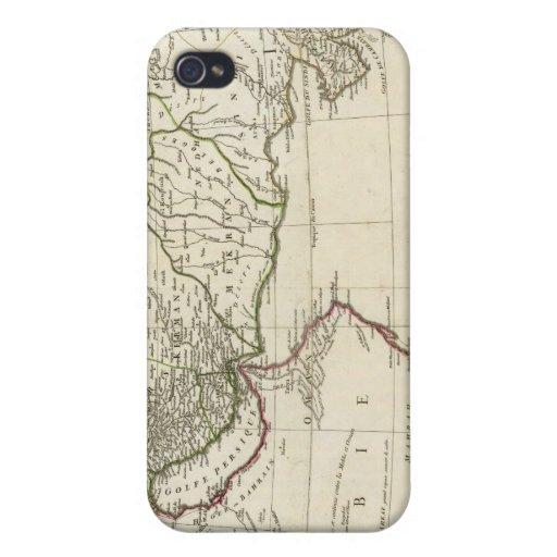 Asie 1 iPhone 4/4S case