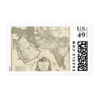 Asie 1 stamp