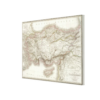 Asie Mineure ancienne - Ancient Asia Minor Canvas Print