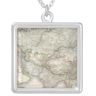 Asien - Asia Silver Plated Necklace