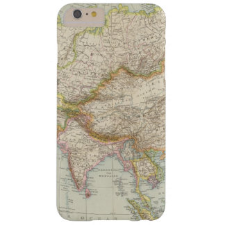 Asien - Map of Asia Barely There iPhone 6 Plus Case