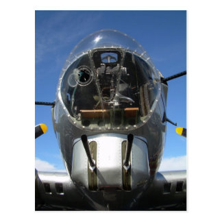 Asiento del bombardero B-17 sobre Arizona Postales