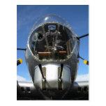 Asiento del bombardero B-17 sobre Arizona Tarjetas Postales