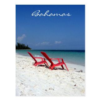 asientos de Bahamas Postales