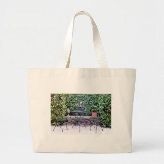 asientos de jardín bolsa