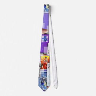 Asignación multi en móvil del tacto corbata personalizada