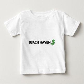 Asilo de la playa, New Jersey Playera