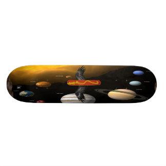 """""""Asilo del perrito caliente """" Skateboards"""