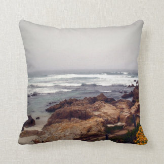 Asilomar Beach Pillow