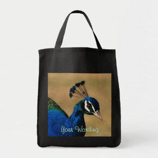 Asimiento del pavo real todas las bolsas de asas -