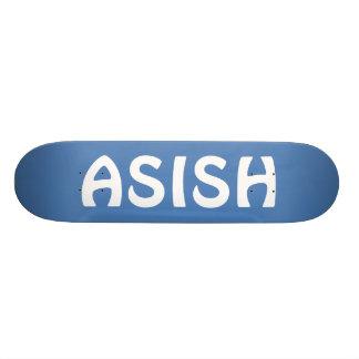 ASISH SKATE BOARD DECKS