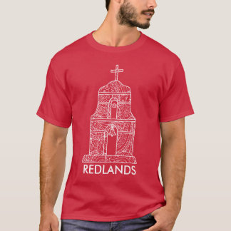 Asistencia Mission - Redlands T-Shirt