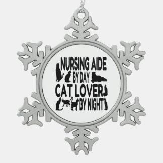 Asistente de oficio de enfermera del amante del adornos