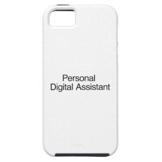 Asistente personal digital iPhone 5 funda