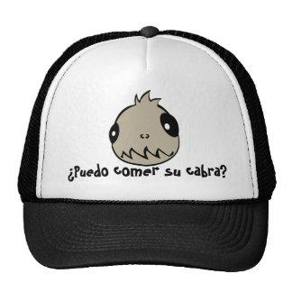 ¿Asistente su Cabra de Puedo del ¿? gorra
