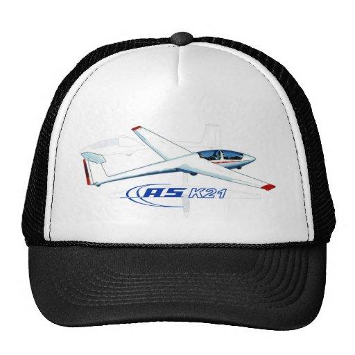 Ask21 Schleicher Trucker Hat