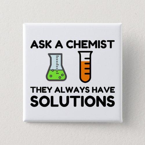 Ask A Chemist Button