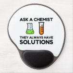 Ask A Chemist Gel Mouse Pad