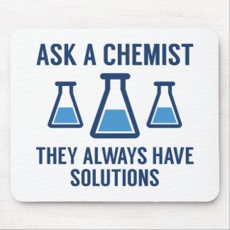 Ask A Chemist Mouse Pad
