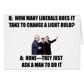 Ask a Man Card