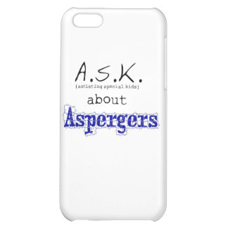 ASK about Aspergers iPhone 5C Cases