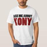 Ask About Kony 2012 Stop Joseph Kony Question Tshirt