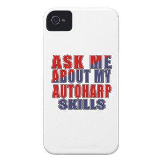 ASK ME ABOUT AUTOHARP DANCE Case-Mate iPhone 4 CASE