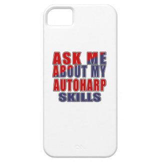ASK ME ABOUT AUTOHARP DANCE iPhone SE/5/5s CASE