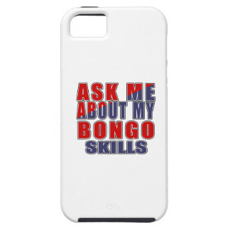 ASK ME ABOUT BONGO DANCE iPhone SE/5/5s CASE