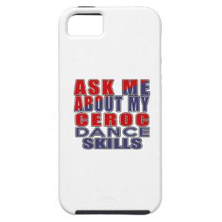 ASK ME ABOUT CEROC DANCE iPhone SE/5/5s CASE
