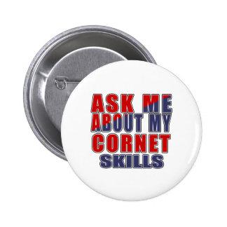 ASK ME ABOUT CORNET DANCE BUTTON