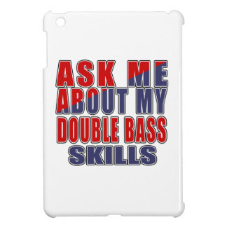 ASK ME ABOUT DOUBLE BASS DANCE COVER FOR THE iPad MINI