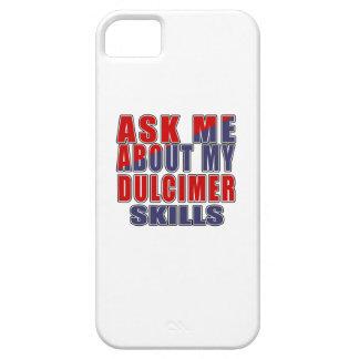 ASK ME ABOUT DULCIMER DANCE iPhone SE/5/5s CASE