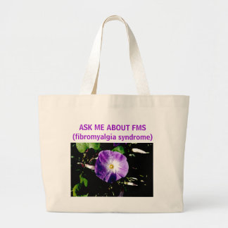 Ask Me About FMS - bag