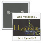 Ask Me About Hypnosis Button