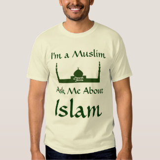 Ask Me About Islam 2.0 T Shirt