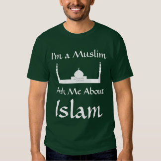 Ask Me About Islam 2.0 Tee Shirt