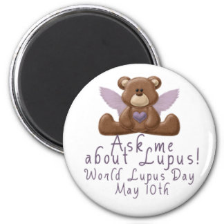 Ask me about Lupus Magnet