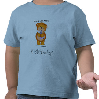 Ask me about my cool scar! - Cranio Care Bears Tshirt