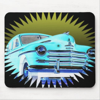 Ask Me About My Old Car Mouse Pad