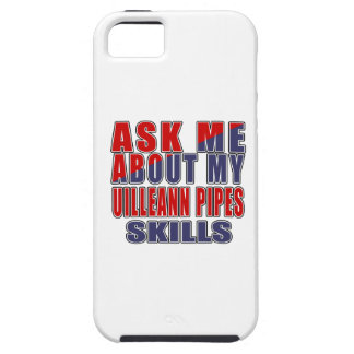 ASK ME ABOUT MY UILLEANN PIPES SKILLS iPhone SE/5/5s CASE