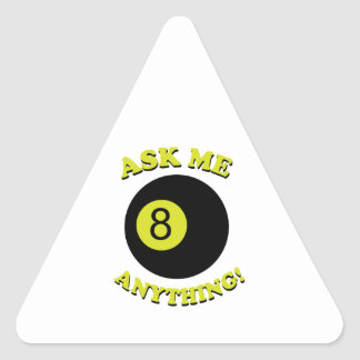 Ask Me Anything! Sticker