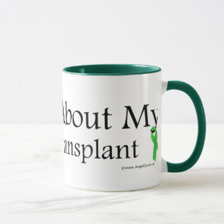 Ask Me Cornea Mug
