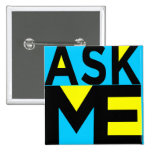 Ask Me - Docent Buttons