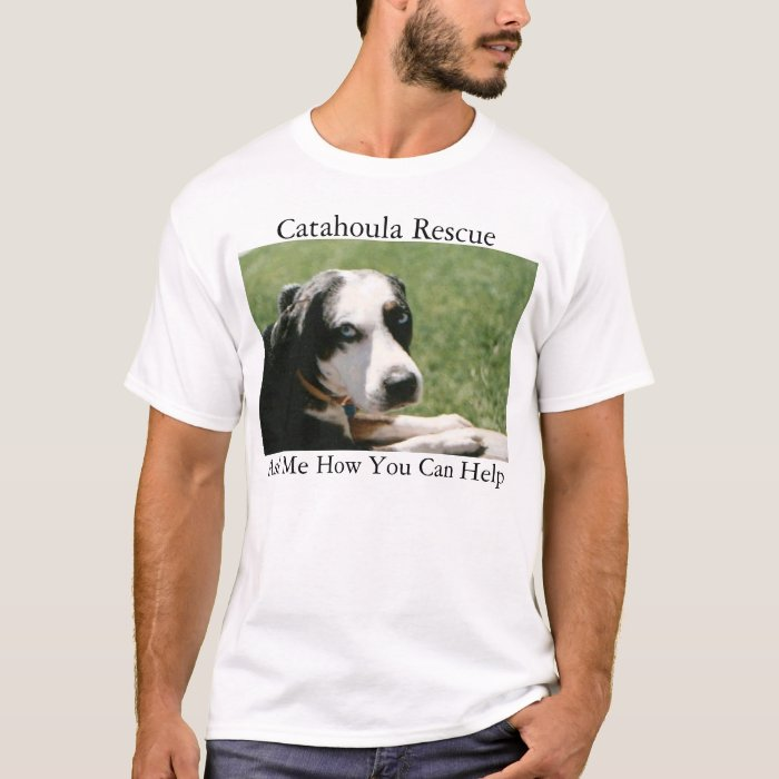 Ask Me How You Can Help T-Shirt