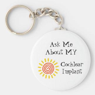 Ask ME Key Chain