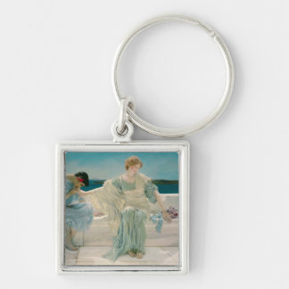 Ask me no more, 1906 (oil on canvas) keychain