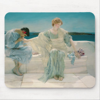 Ask me no more, 1906 (oil on canvas) mouse pad