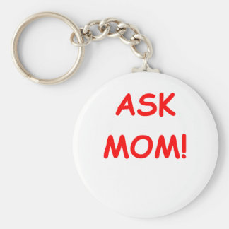 ask mom keychains