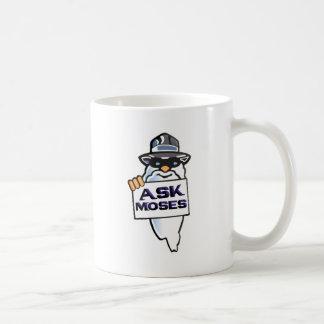 Ask Moses Coffee Mug